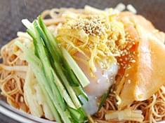 No.12 ビビン素麺