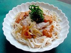 No.19  ごまだれ素麺